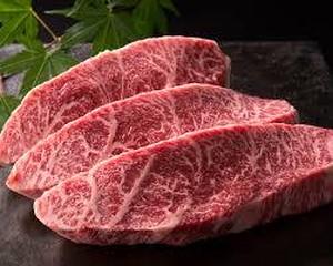 ステーキ「旬彩牛亭みなみ」の信州牛 イチボステーキ 120g×4枚