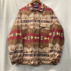 90's~ Ralph Lauren Native Pattern Jacket