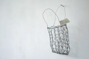 編み網バッグ / tipura studio