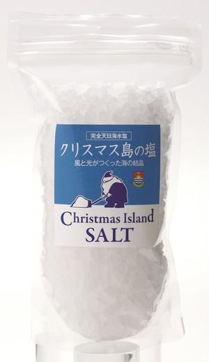 クリスマス島の塩 クリスタル500g(スタンドパウチ)