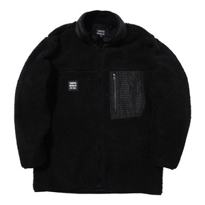 BORE JACKET(BLACK)[TH8A-062]