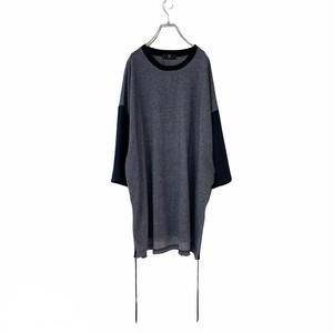Gather-T-shirts (navy)