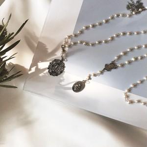 【LA vintage collection】Pearl necklace