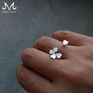 Simply Sakura Ring:銀925桜リング