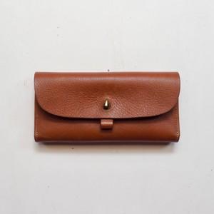 :octavus   Long Wallet - aruco 09 CA / 長財布 キャメル