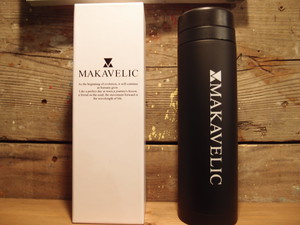 MAKAVELIC SLIM THERMO STAINLESS BOTTLE