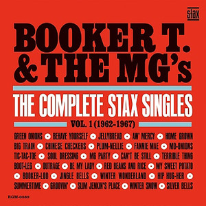 【ラスト1/LP】Booker T. & The MG's - The Complete Stax Singles Vol.1 (1962-1967)