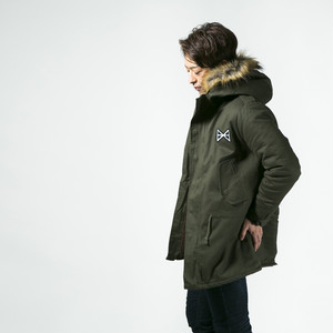 DRGN-3 Mods coat Khaki