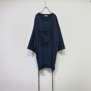 Gather-T-shirts PW (navy)