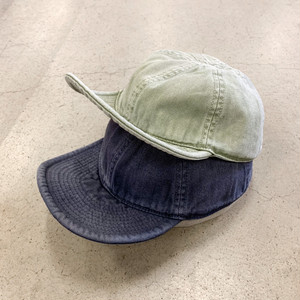 "Nigel Cabourn ""LYBRO"" / MECHANIC CAP - CANVAS+HERRINGBONE"