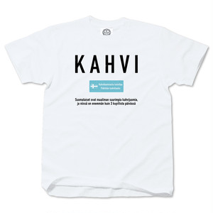 KAHVI FINLAND white