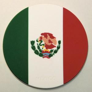 【国旗コースター】メキシコ