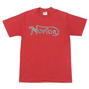 90's Hanes Norton T-Shirts(S) ノートン