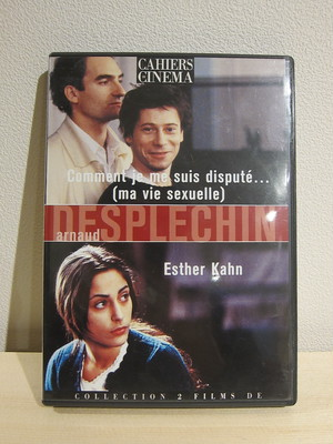 【dvd】comment je me suis dispute…esther kahn/アルノー・デプレシャン(arnaud desplechin)