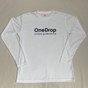 OneDropオリジナル OneDrop ドライロングTシャツ