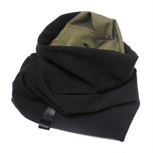 212ASF01 Jersey scarf 'fuji' ストール