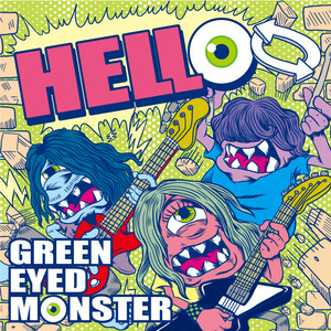 "single CD ""HELLO"""