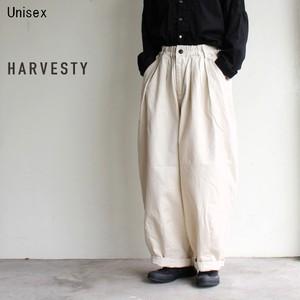 《再入荷》HARVESTY サーカスパンツ CIRCUS PANTS A11709 (IVORY)