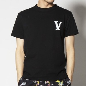 VIRGO / ヴァルゴ | PLAYER V【VALIANT】Tee - Black