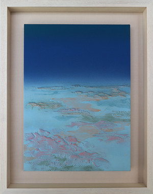 須惠朋子「神の島へ~碧空Ⅶ~」