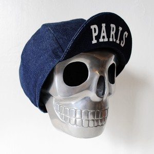 『PATRICK KELLY』 Denim Cycling Cap