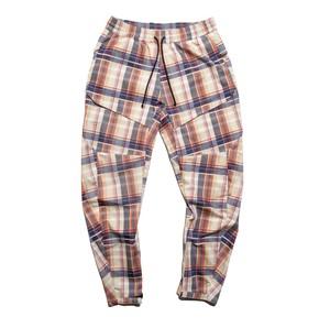 NINE RULAZ LINE : Nylon Tech Pants