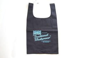 トラディショナルウェザーウェア|Traditional Weatherwear|エコバッグ|marche BAG mini WOMEN バッグ|グレイ×ブルー