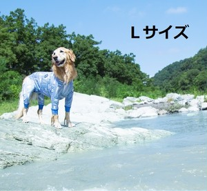【ALPHAICON】 フルドッグガード Lサイズ アルファアイコン FULL DOG GUARD L 犬 外遊び アウトドア 犬服