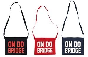 音戸ON DO BRIDGE サコッシュ