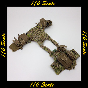 【00088】 1/6 Soldier Story USAF アーマー