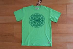 【inga】フラワーロゴTシャツ
