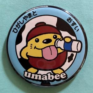【マグネット】東京都 東大和市 Umabeeうまべぇ【G】