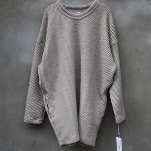 "RYU  ""bias over knit"""