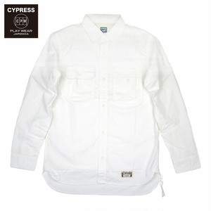 "CP002003 CYPRESS ""REGULUS"" PLAY SHIRTS / WHITE"