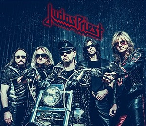 CD 2015 JUDAS PRIEST Metal Chronicle SICP-30781/2