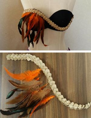 ブラ飾り製作キット