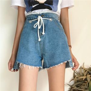 【お取り寄せ商品】denim shorts 5364