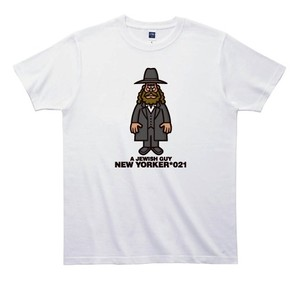 《山本周司Tシャツ》TY021/  A JEWISH GUY