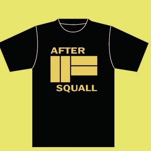 AFTER SQUALL × IF I FELL コラボTシャツ