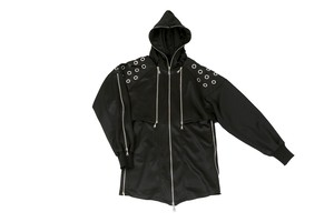 Docking Hood Jacket (Black)