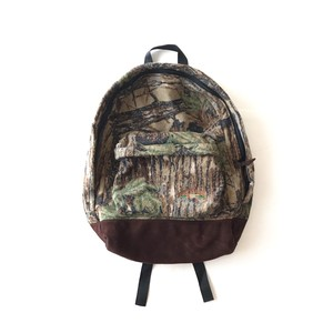 """ FIELDLINE "" Realtree Pattern Fleece Backpack"