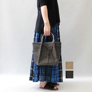 OUTERSUNSET(アウターサンセット) abaca basket bag 2021春夏新作 [送料無料]