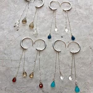 【LP-48SV】Briorette cut long chain pierced