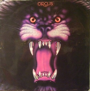 【LP】CIRCUS/In The Arena