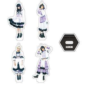 リリスリ 2nd衣装アクスタ(全4種)