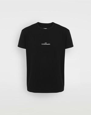 【Maison Margiela】ディストーテッド ロゴ Tシャツ