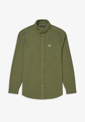 FREDPERRY:OVERDYED SHIRT