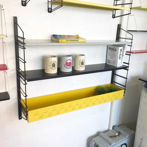 """DRENTEA"" Room Steel Wall Planter Shelf オランダ"