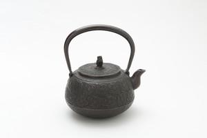 鉄瓶 平丸桜 1.3L 佐藤勝芳