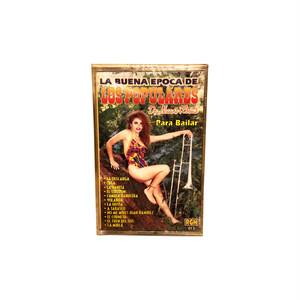 -LOS POPLARES DE NUEBA ROSTA- Cassette Tape